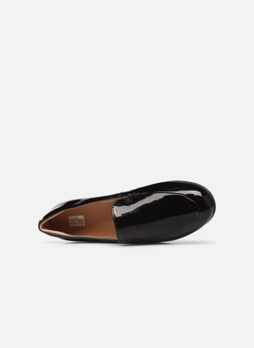 Loafers FitFlop Lena C Black view from the left
