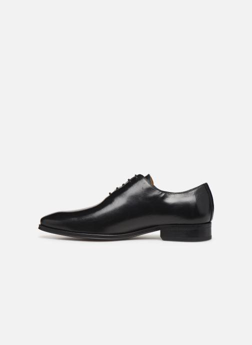 Chaussures à lacets Marvin&Co MACAO Noir vue face