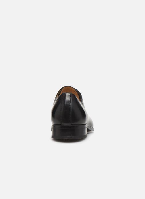 Zapatos con cordones Marvin&Co MACAO Negro vista lateral derecha