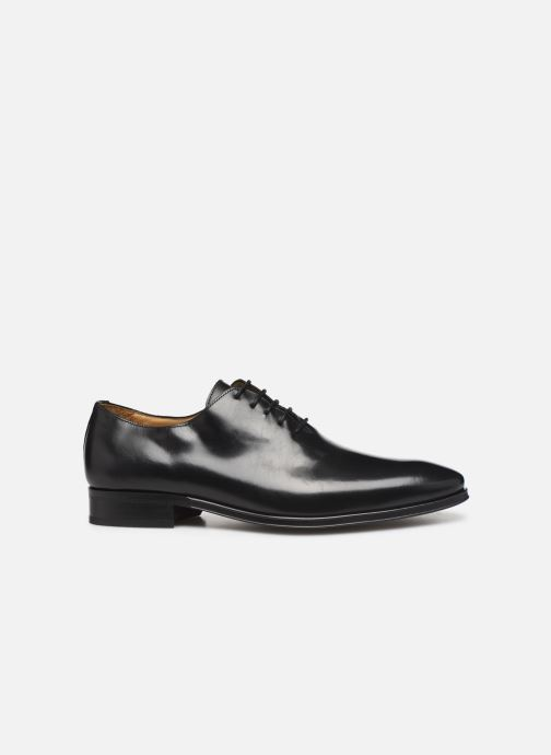 Zapatos con cordones Marvin&Co MACAO Negro vistra trasera