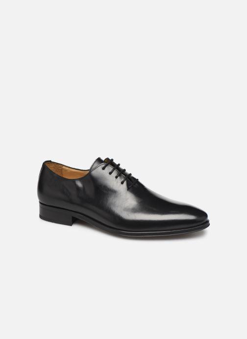 Schnürschuhe Marvin&Co MACAO schwarz detaillierte ansicht/modell