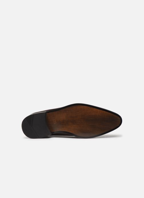 Chaussures à lacets Marvin&Co MACAO Marron vue haut