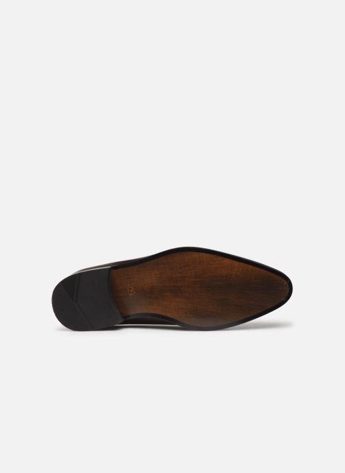 Zapatos con cordones Marvin&Co MACAO Marrón vista de arriba