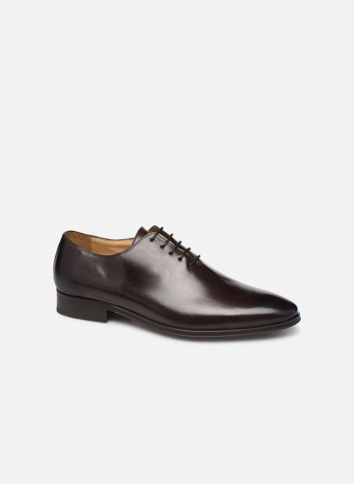 Zapatos con cordones Marvin&Co MACAO Marrón vista de detalle / par