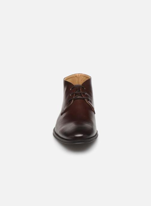 Bottines et boots Marvin&Co MENPHIS Marron vue portées chaussures