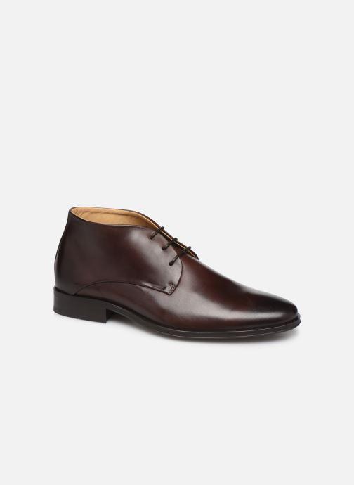 Boots en enkellaarsjes Marvin&Co MENPHIS Bruin detail