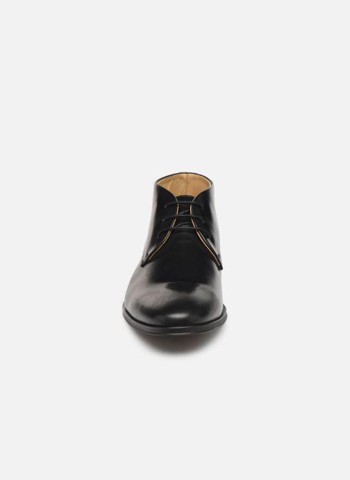 Bottines et boots Marvin&Co MENPHIS Noir vue portées chaussures