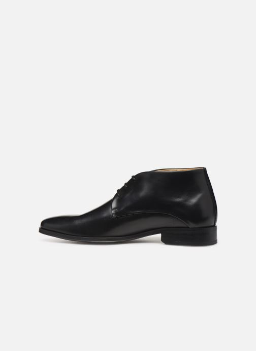 Bottines et boots Marvin&Co MENPHIS Noir vue face
