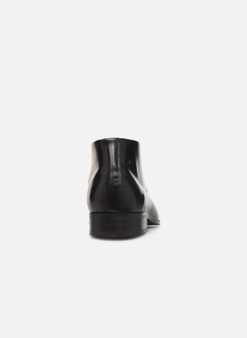 Bottines et boots Marvin&Co MENPHIS Noir vue droite