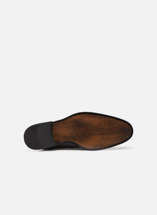 Bottines et boots Marvin&Co MENPHIS Noir vue haut