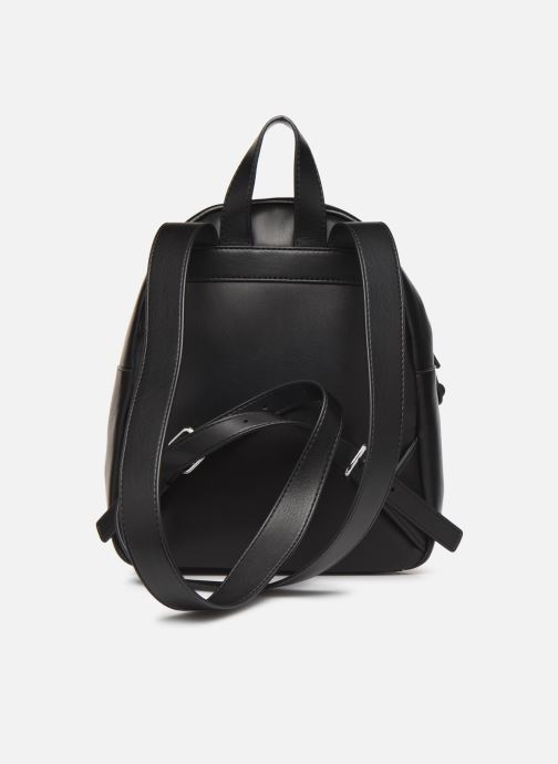Sacs à dos Love Moschino QUILTED LOVE MOSCHINO BACKPACK Noir vue face