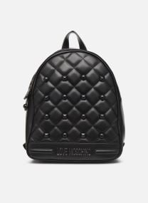 Rugzakken Tassen QUILTED LOVE MOSCHINO BACKPACK
