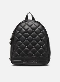 QUILTED LOVE MOSCHINO BACKPACK