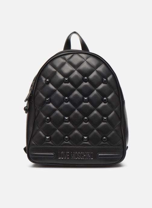 Sacs à dos Love Moschino QUILTED LOVE MOSCHINO BACKPACK Noir vue détail/paire