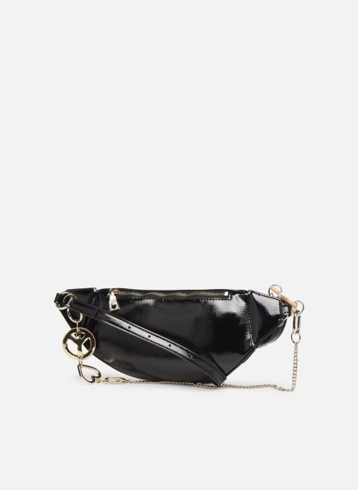 Wallets & cases Love Moschino PEACE LOVE & STARS WAIST BAG Black view from the right