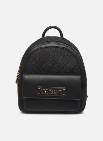 NEW LOGO JACQUARD BACKPACK