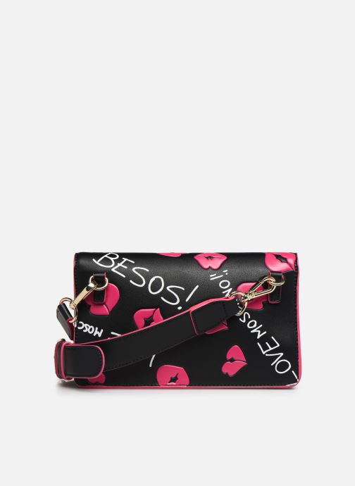 Bolsos Clutch Love Moschino BACHI BACHI CROSSBODY Negro vista de frente