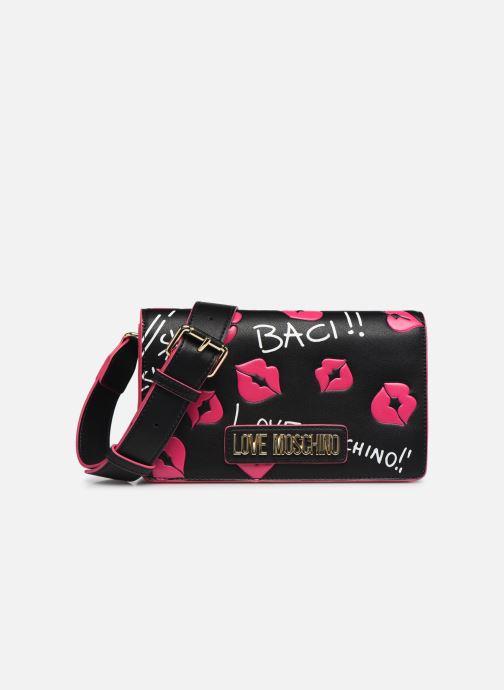 Clutch Love Moschino BACHI BACHI CROSSBODY Zwart detail