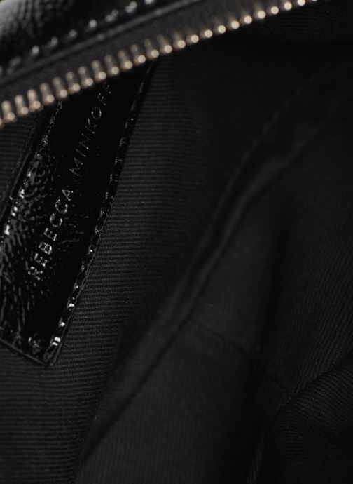 Clutch Rebecca Minkoff CAMERA BELT BAG NAPLACK Zwart achterkant
