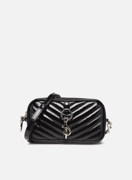 Handtassen Rebecca Minkoff CAMERA BELT BAG NAPLACK Zwart detail