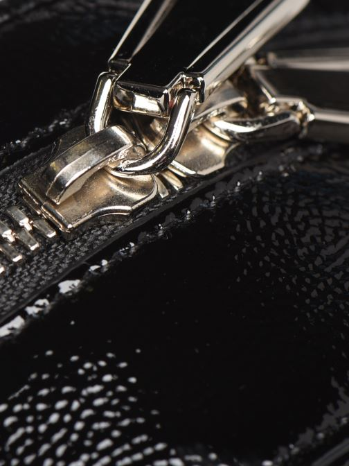 Handbags Rebecca Minkoff CIRCLE BAG CROSSBODY NAPLACK Black view from the left