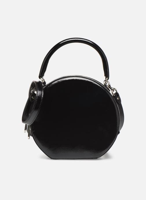 Bolsos de mano Rebecca Minkoff CIRCLE BAG CROSSBODY NAPLACK Negro vista de detalle / par