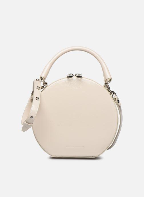 Håndtasker Rebecca Minkoff CIRCLE BAG CROSSBODY NAPLACK Hvid detaljeret billede af skoene