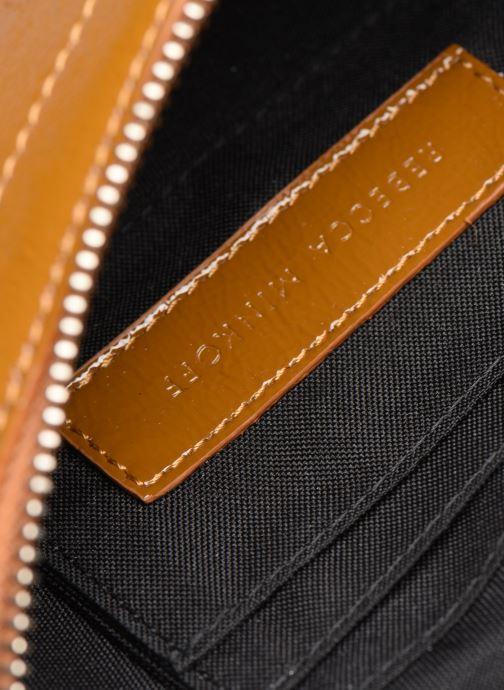 Pelletteria Rebecca Minkoff MINI SLING NAPLACK Giallo immagine posteriore