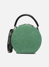 CIRCLE BAG CROSSBODY NUBUCK