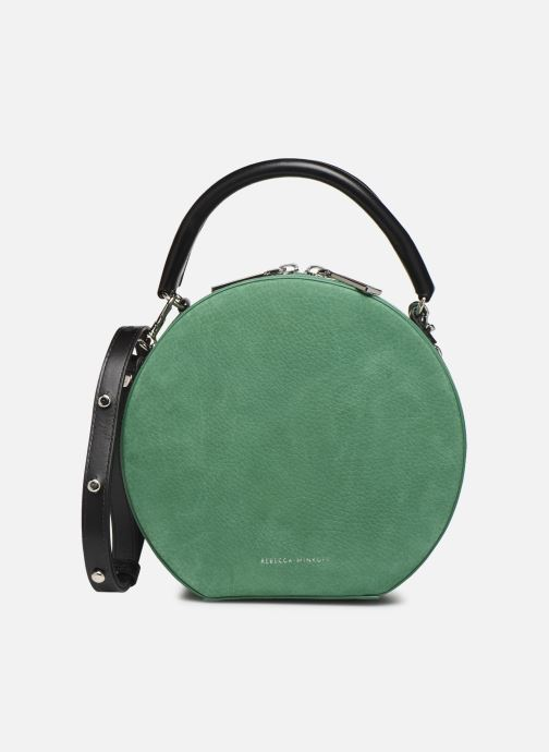 Sacs à main Rebecca Minkoff CIRCLE BAG CROSSBODY NUBUCK Vert vue détail/paire