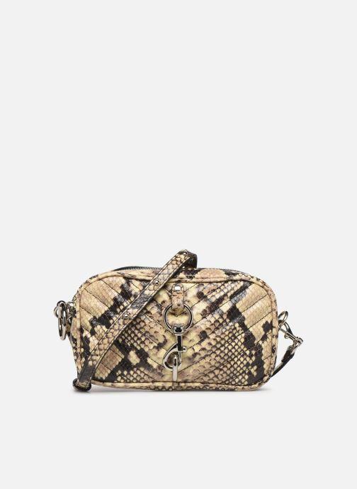 Handtaschen Rebecca Minkoff CAMERA BELT BAG PITONE beige detaillierte ansicht/modell
