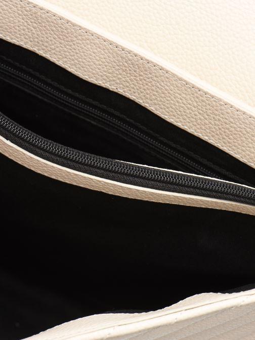 Handtaschen Rebecca Minkoff EDIE FLAP SHOULDER BAG PEBBLE beige ansicht von hinten