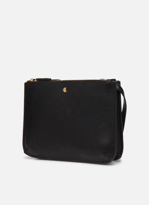 Handtassen Lauren Ralph Lauren CARTER Zwart model
