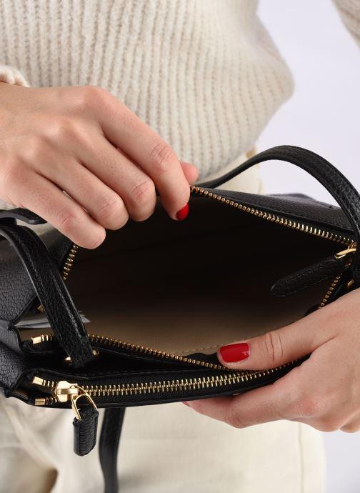 Handtassen Lauren Ralph Lauren CARTER Zwart achterkant