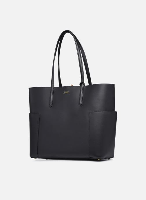 Borse Lauren Ralph Lauren CARLYLE Nero modello indossato