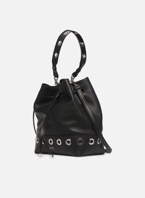 Handtassen Lauren Ralph Lauren DEBBY DRAWSTRING Zwart model