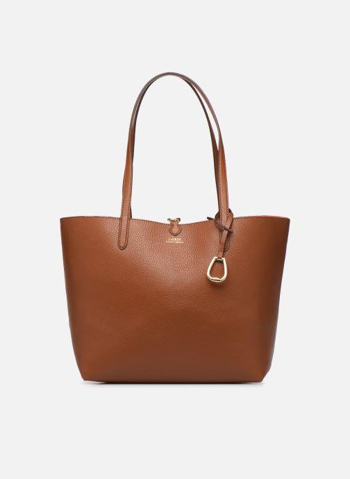 Handtaschen Lauren Ralph Lauren REVERSIBLE TOTE braun detaillierte ansicht/modell
