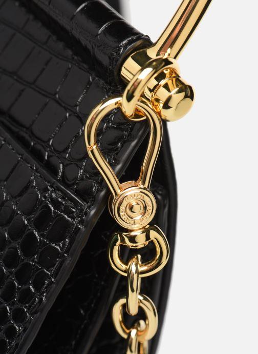 Handtassen Lauren Ralph Lauren MASON Zwart achterkant