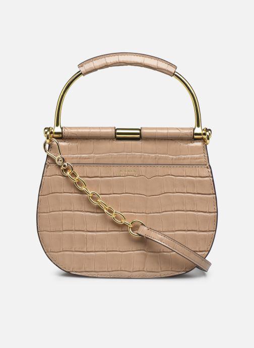 Handtaschen Lauren Ralph Lauren MASON beige ansicht von vorne