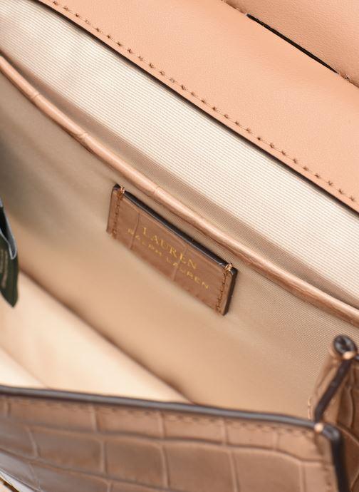 Handtaschen Lauren Ralph Lauren MASON beige ansicht von hinten