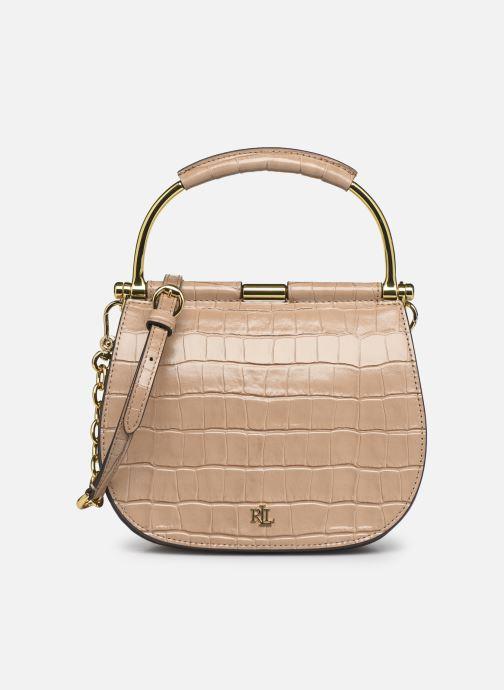 Handtaschen Lauren Ralph Lauren MASON beige detaillierte ansicht/modell