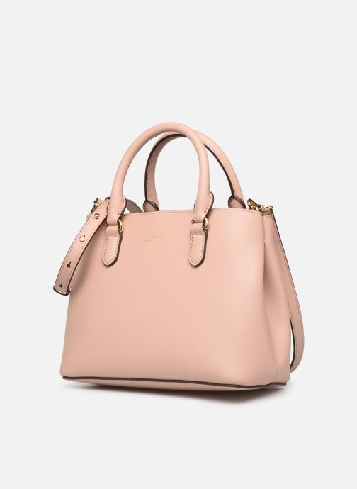 Handtassen Lauren Ralph Lauren MARCY II MINI Roze model
