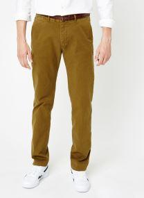 Pantalon chino - Slim fit cotton/elastan garment d