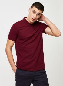 Classic polo in pique quality with clean outlook