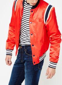 Vêtements Accessoires Brutus Ams Blauw colab bomber jacket