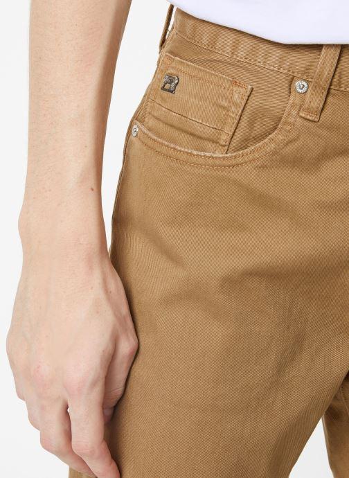 Vêtements Scotch & Soda Ralston - Clean garment dye colours Beige vue face