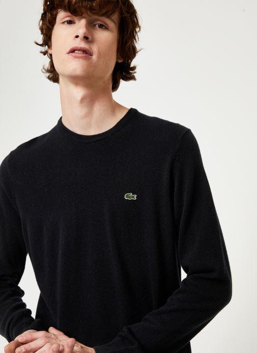 Vêtements Lacoste AH0841-00 Noir vue face