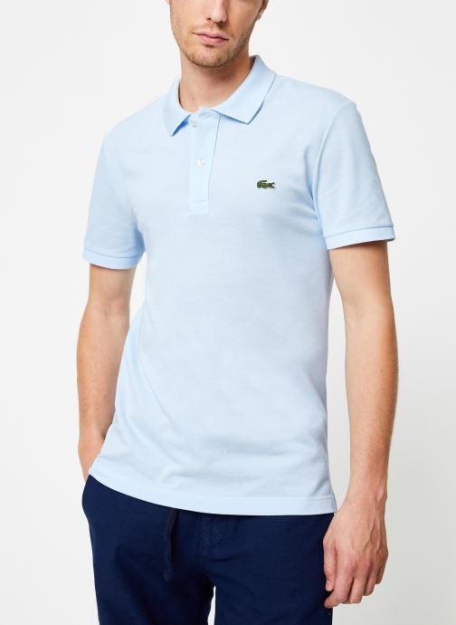 Vêtements Lacoste PH4012-00 Bleu vue droite