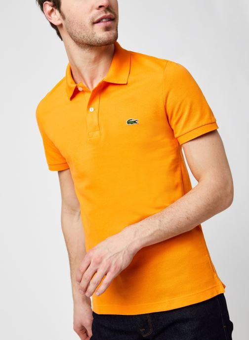 Vêtements Accessoires Polo PH4012 Slim Fit Manches Courtes