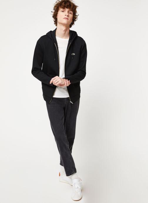 Vêtements Lacoste SH8549-00 Noir vue bas / vue portée sac